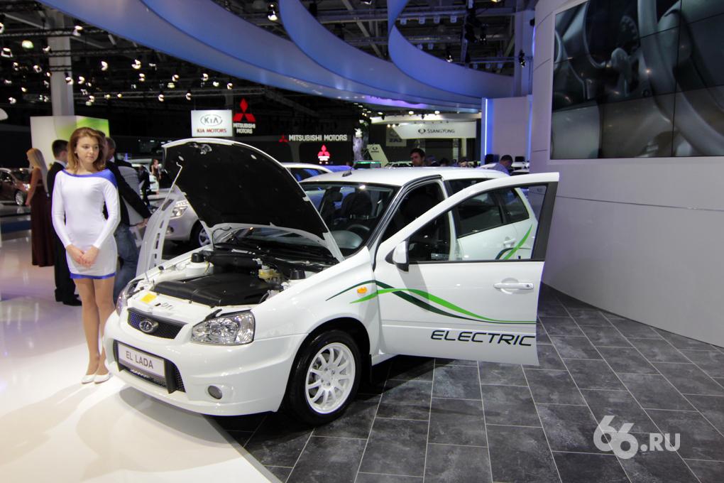 EL Lada: электропрорыв АвтоВАЗа