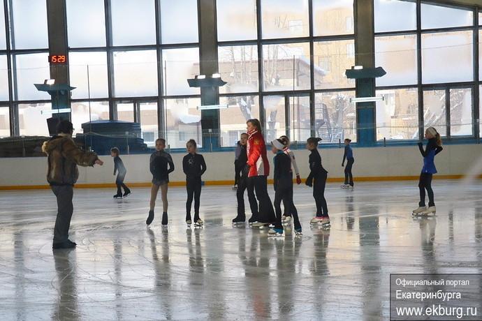 Спортшколу, где занималась фигуристка Липницкая, отремонтируют за пару лет