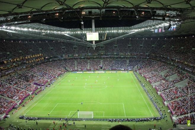 Россия подаст заявку на «Евро-2020»