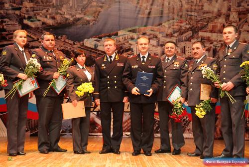 Лучший участковый Екатеринбурга получил путевку «в любую страну мира»