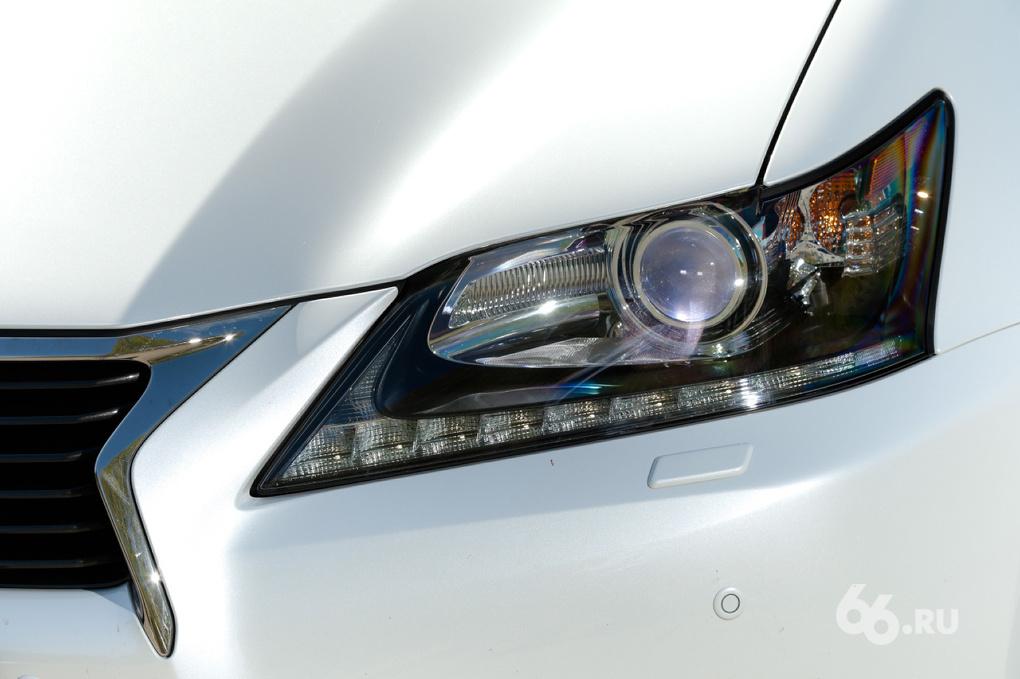Lexus GS350: внезапная революция