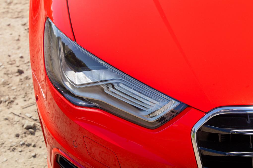 Эстетика минимализма: тестируем Audi A3 Sportback