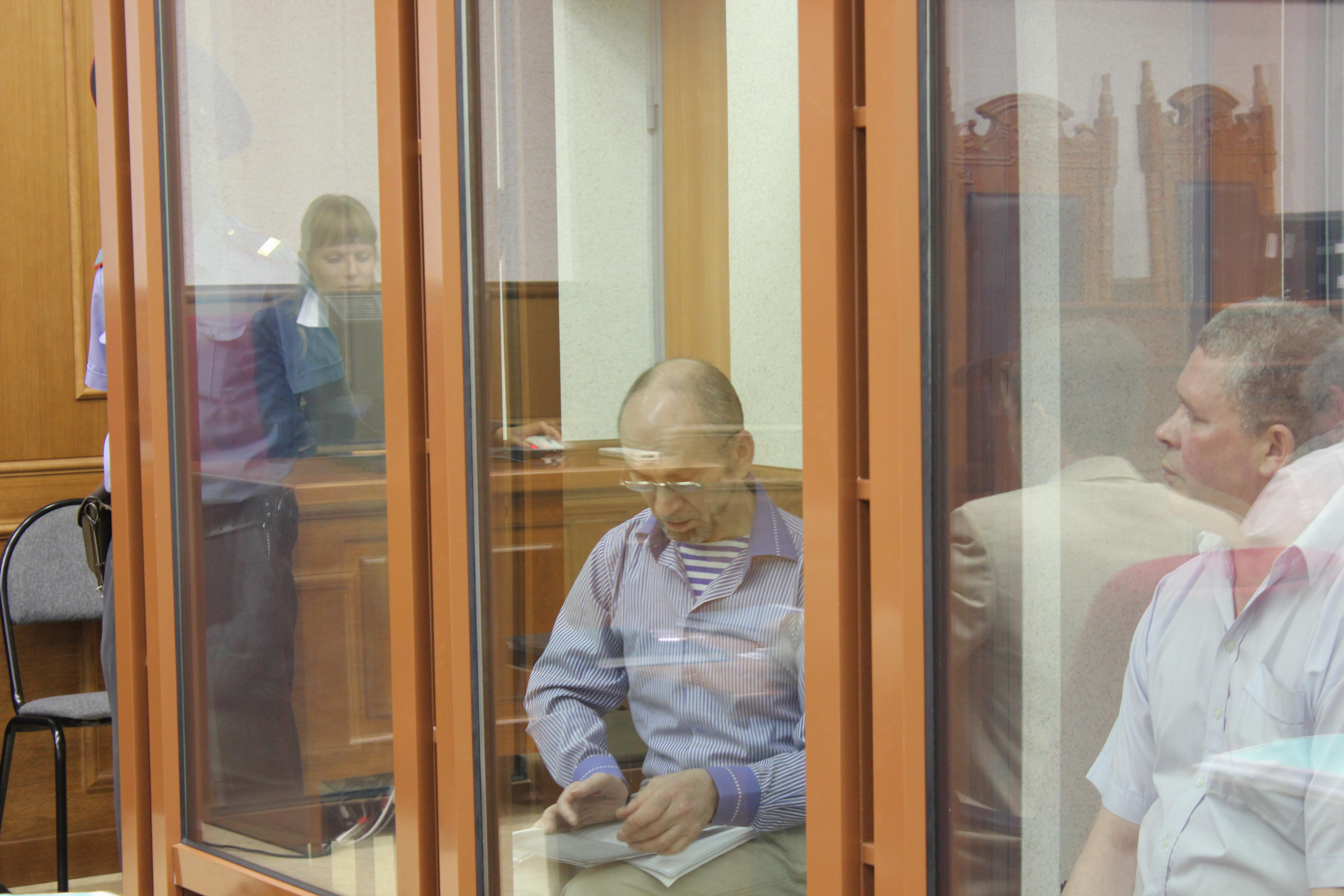 Хабаров приостановил судебный процесс по делу о вооруженном мятеже