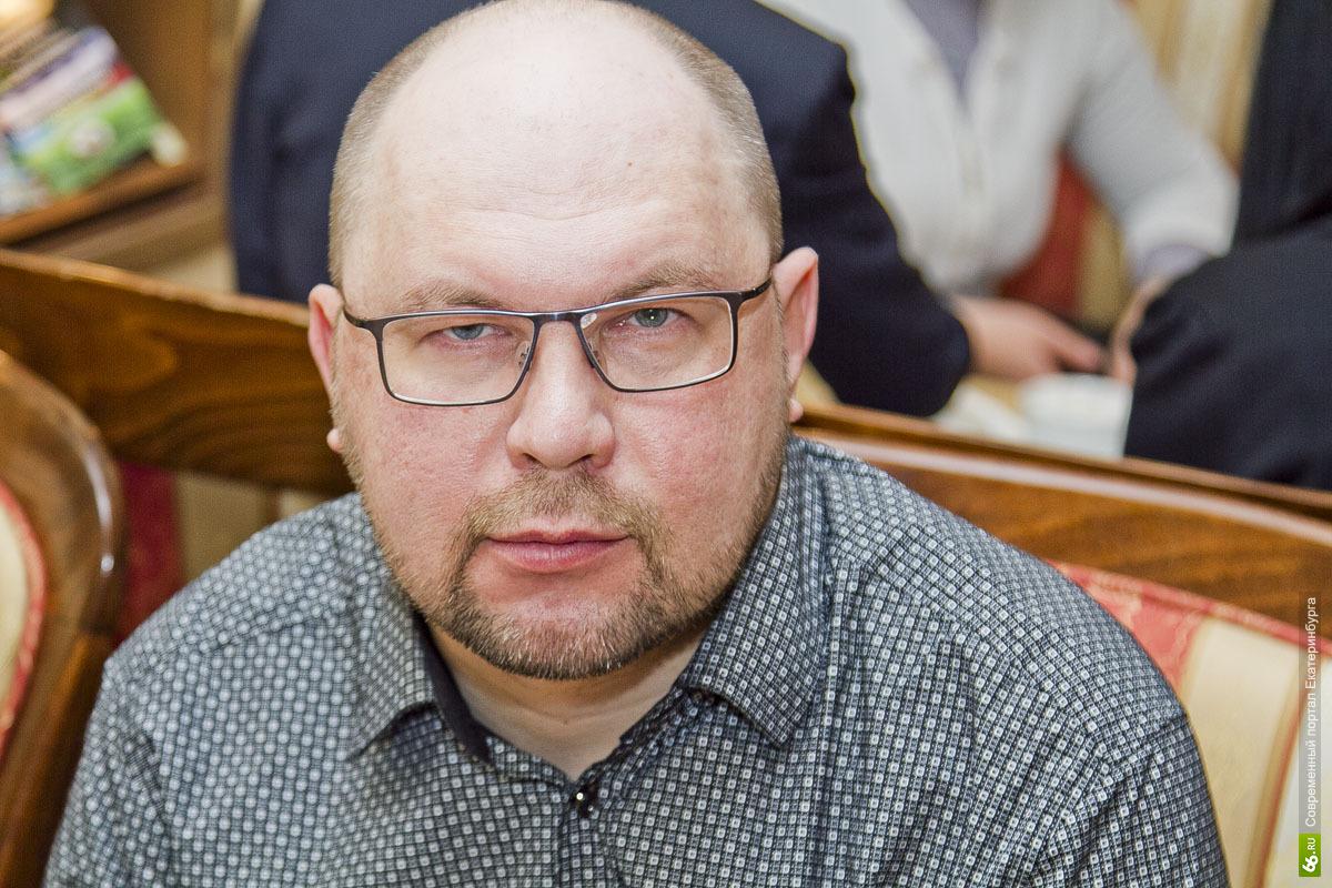 Алексей Иванов пишет книгу о Чернецком, Шеремете и Крапивине