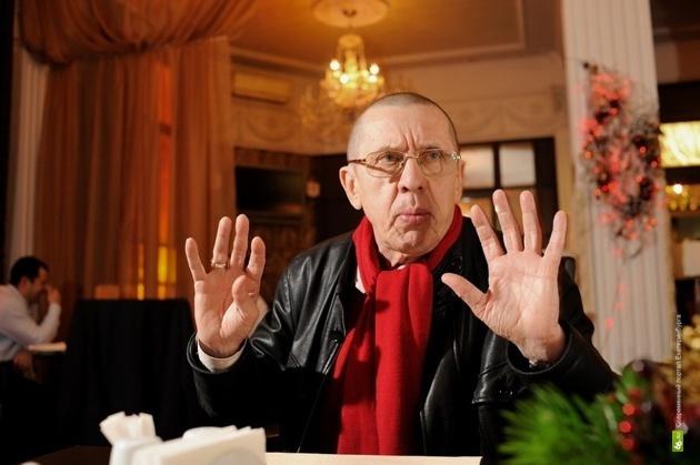 Актер Валерий Золотухин попал в реанимацию