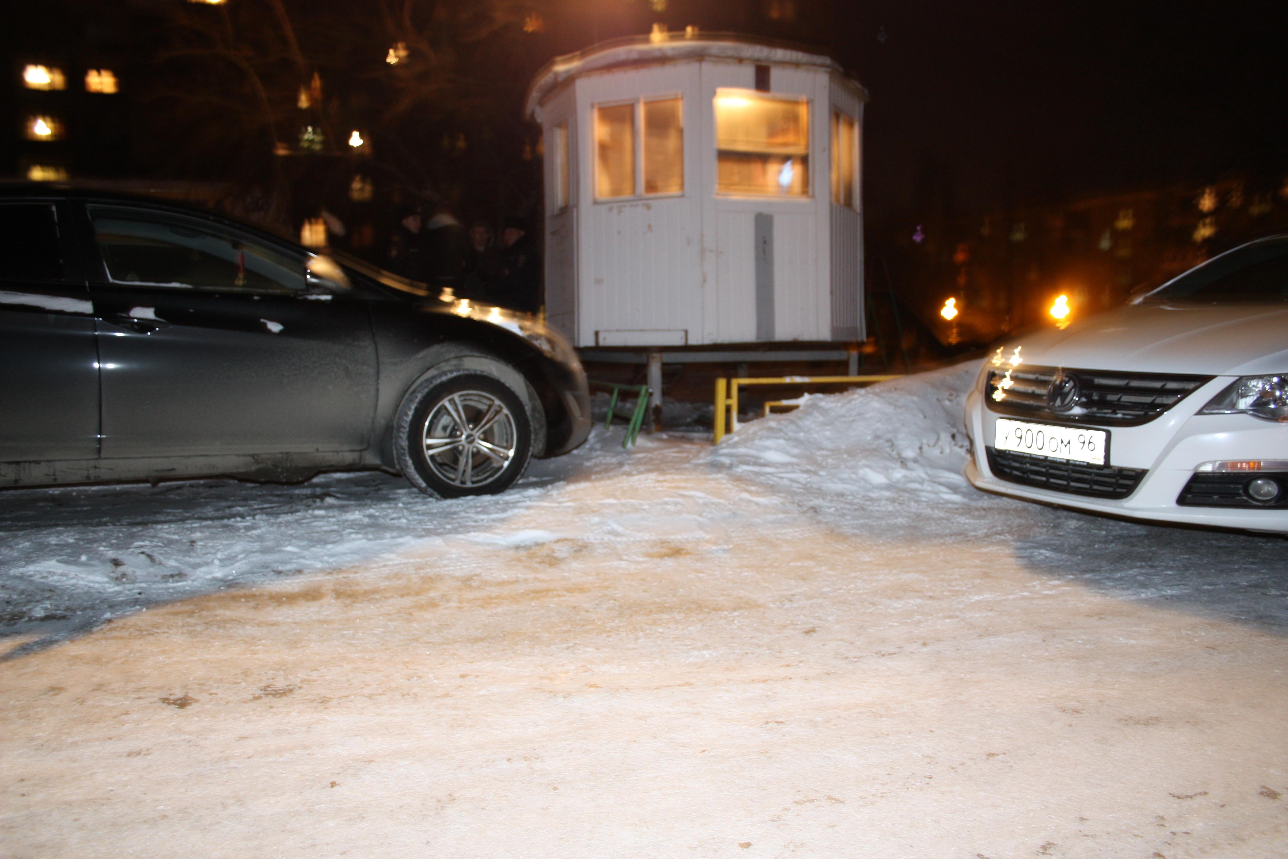 «Материал будет отказной»: корреспондент 66.ru провел ночь в полиции вместе с гоп-парковщиком