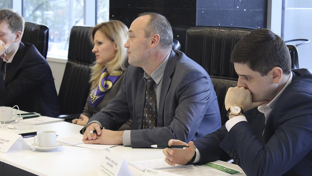 «Здесь все по-семейному»: ВУЗ-банк провел дружеские встречи с клиентами в Екатеринбурге