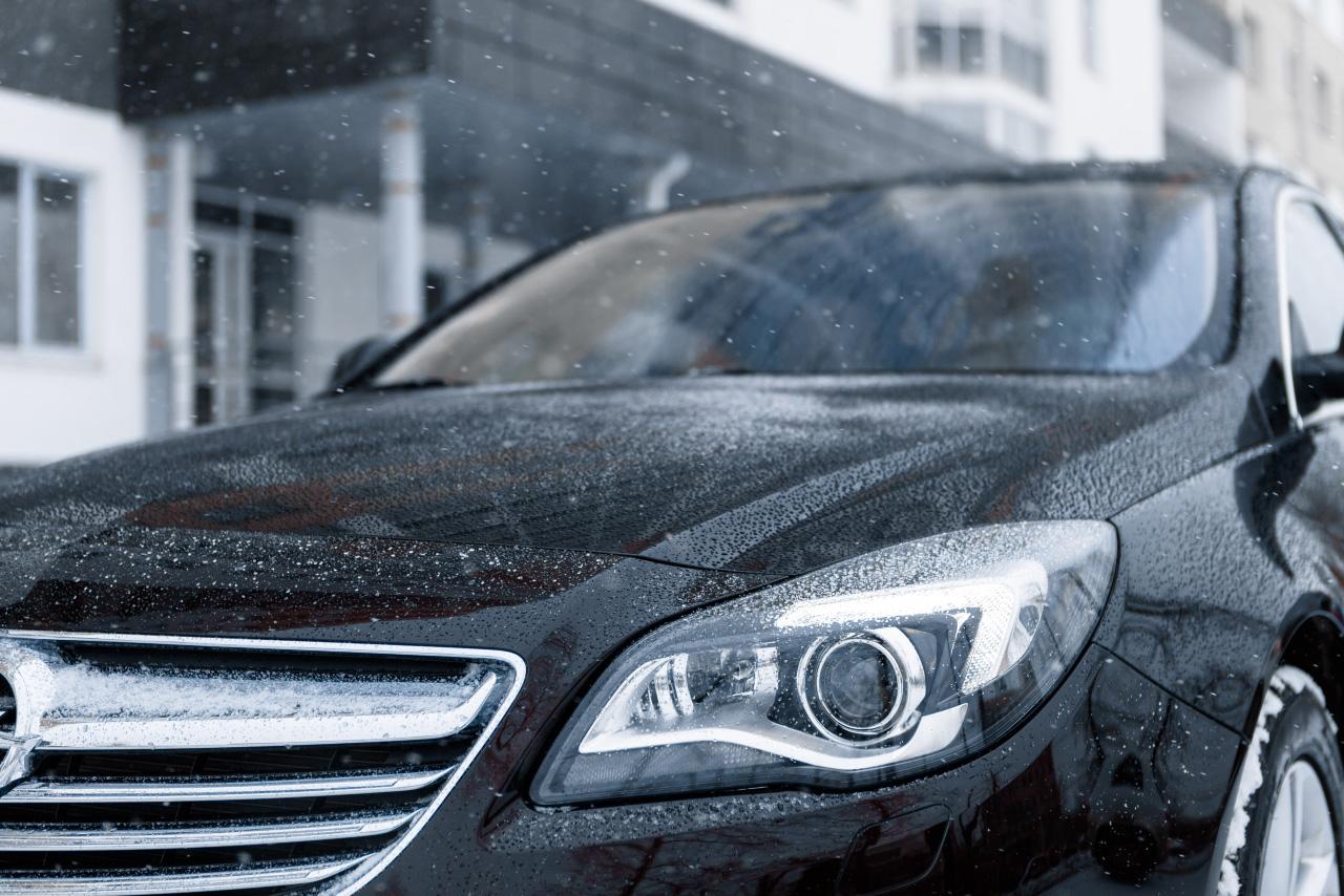 Знаки отличия: ищем новизну в рестайлинговой Opel Insignia