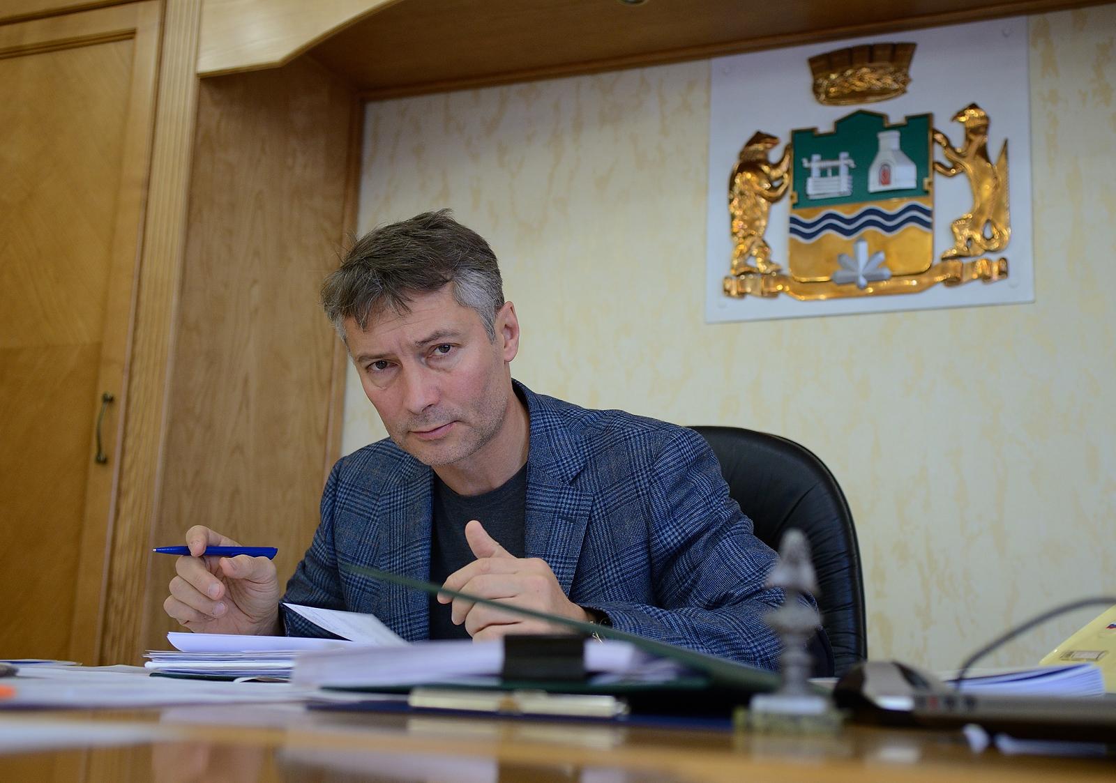 Мэр Ройзман вновь стал самым цитируемым уральским политиком
