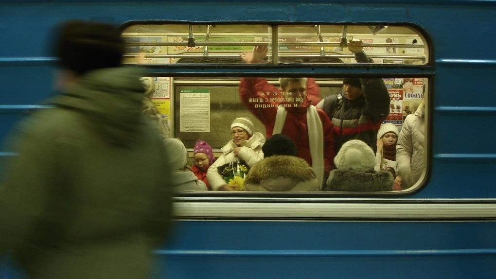Метрополитен Екатеринбурга провалил проверку ФСБ: «террорист» без проблем пронес в поезд бомбу