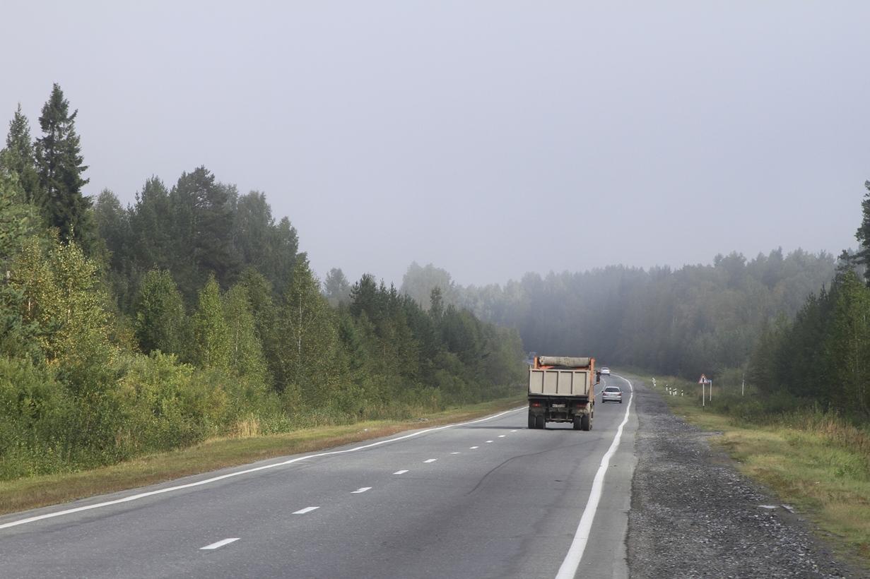 Свердловские дороги в «лидерах» по числу смертельных аварий