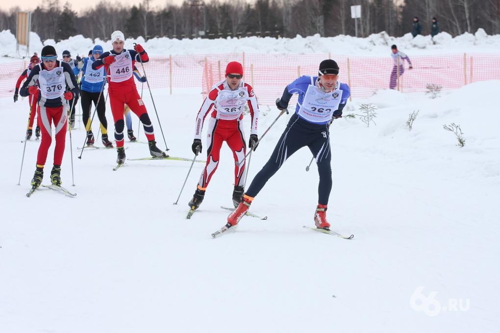 «Лыжня России — 2015» пройдет на площадке «Екатеринбург-Экспо» в феврале