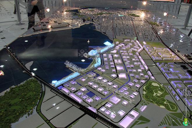 Проект площадки «Экспо» отдадут в музей истории города