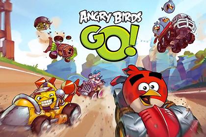 Гоночная игра Angry Birds выйдет в декабре
