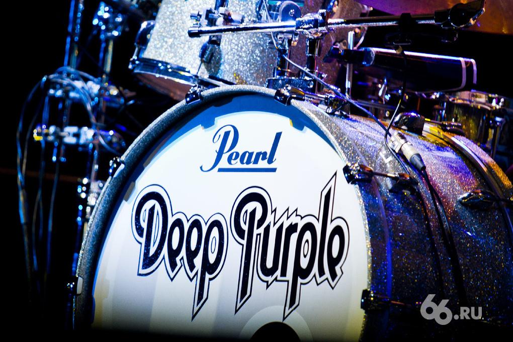 Deep Purple в Екатеринбурге: как дым над водой, уходит эпоха