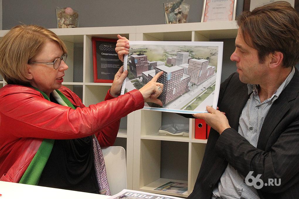 Привет из столицы легалайза! Голландцы построят на Широкой Речке мини-квартал