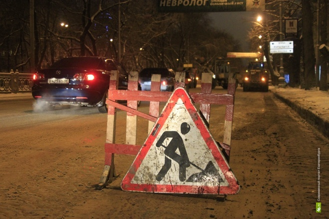 В Екатеринбурге для уборки дорог наймут еще 300 человек