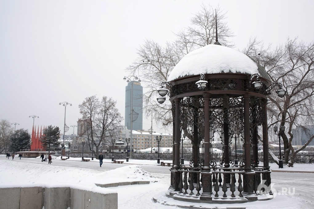 Прогноз погоды на неделю: Екатеринбург основательно засыплет снегом
