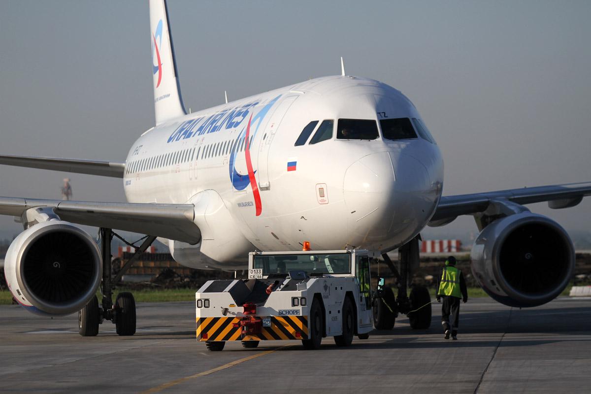 Из-за ремонта полосы в Краснодаре вылет из Кольцово задержали на несколько часов