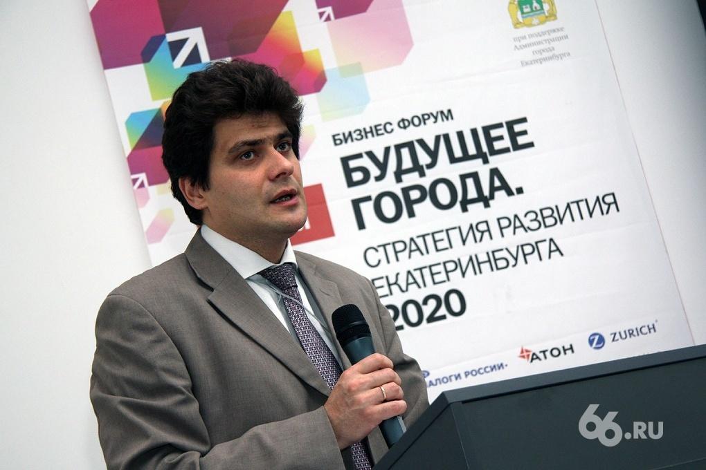 Александр Высокинский: крымский референдум может спасти Уралмаш