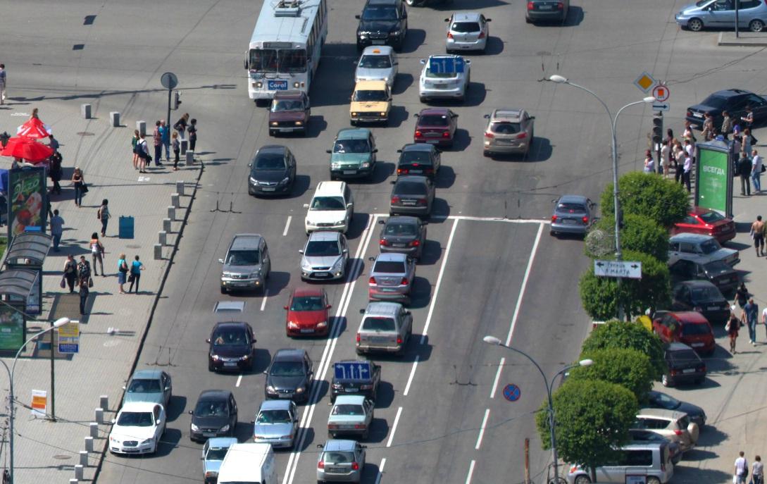 Власти Екатеринбурга усложнят жизнь автовладельцам