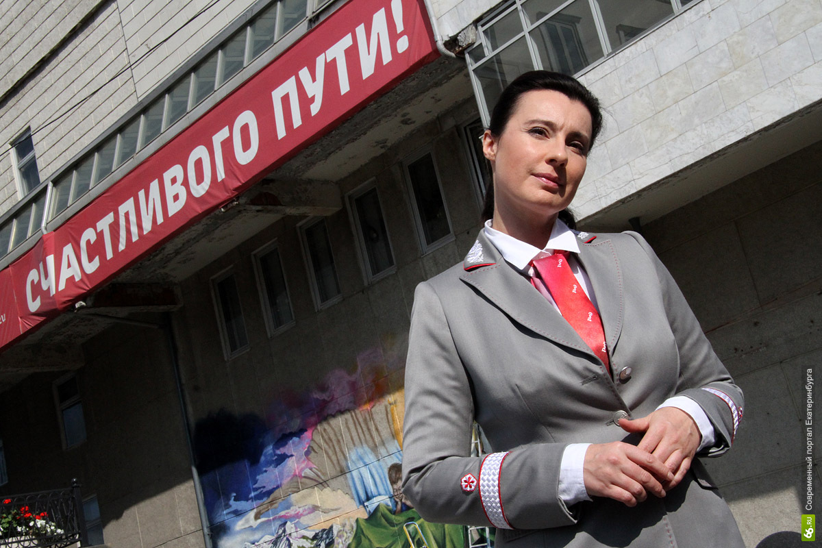 Бизнесмен торговал контрафактной формой олимпийской сборной на станции СвЖД