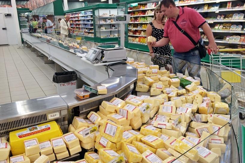 «УралСтатЕда»: за год цены в магазинах Екатеринбурга взлетели на 22%