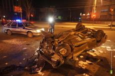 Дело грузин на «семерке», сбивших мужчину на Шаумяна, дошло до суда