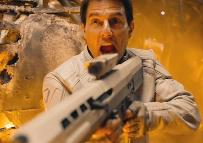 «Обливион»: Том Круз стал героем новой «Матрицы»