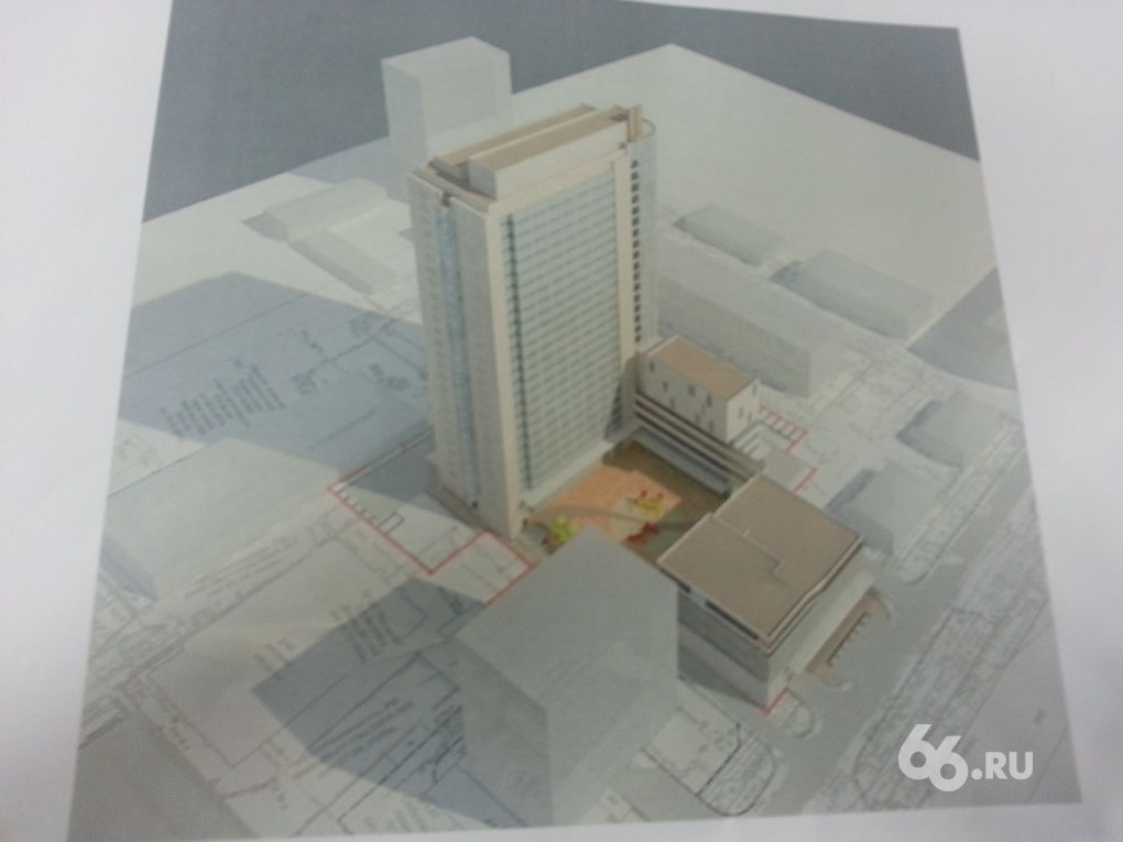 Во Втузгородке построят апартаментный комплекс на 520 номеров