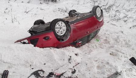 Всплеск смертельных ДТП: за выходные в Свердловской области погибло 6 человек