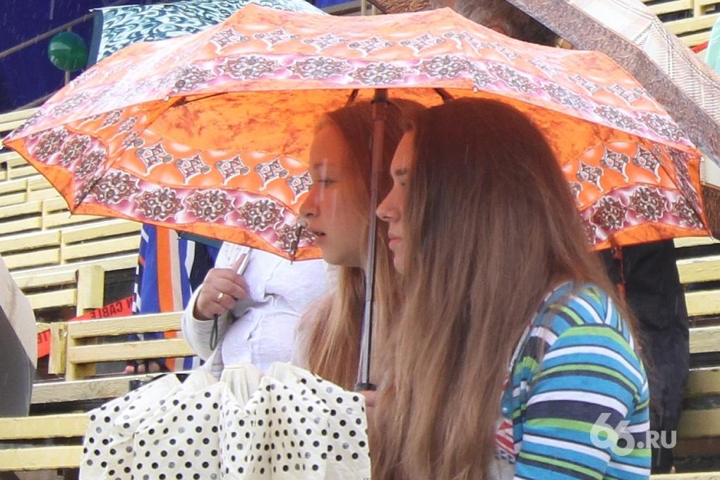 Лето по-уральски: в выходные будет холодно и дождливо