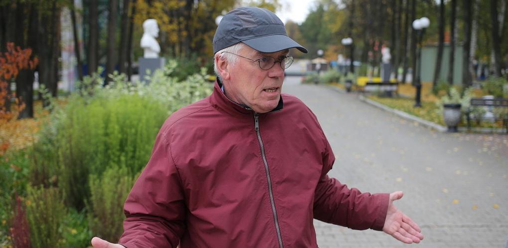 «Вы живете прошлым и делаете работу кое-как»: голландский урбанист — о главных проблемах Екатеринбурга