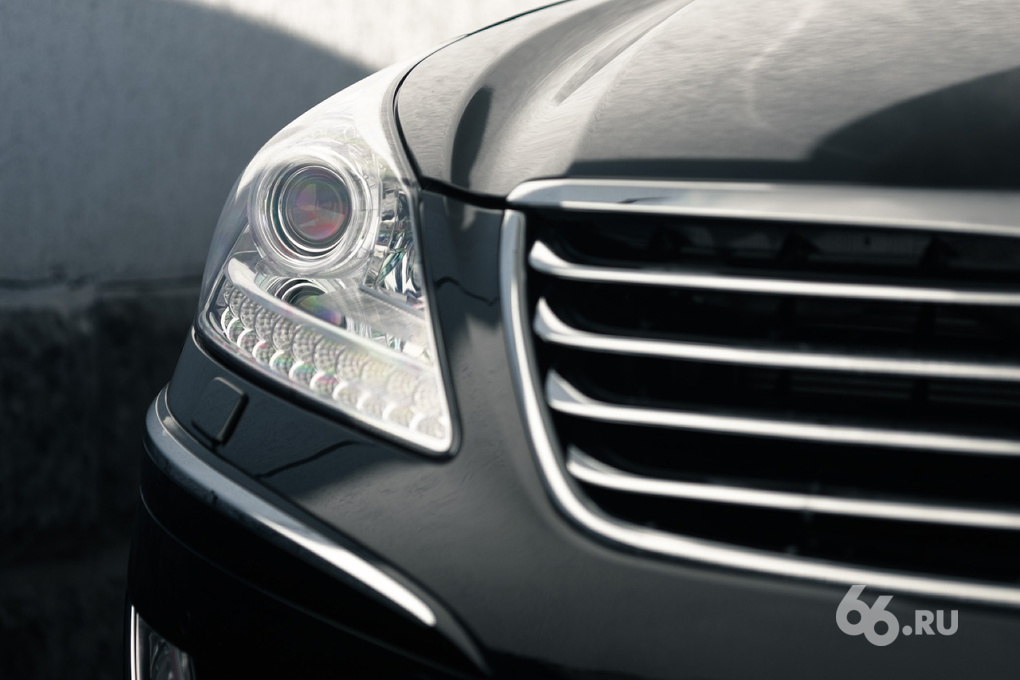 VIP-тест: Андрей Кольцов и Hyundai Equus