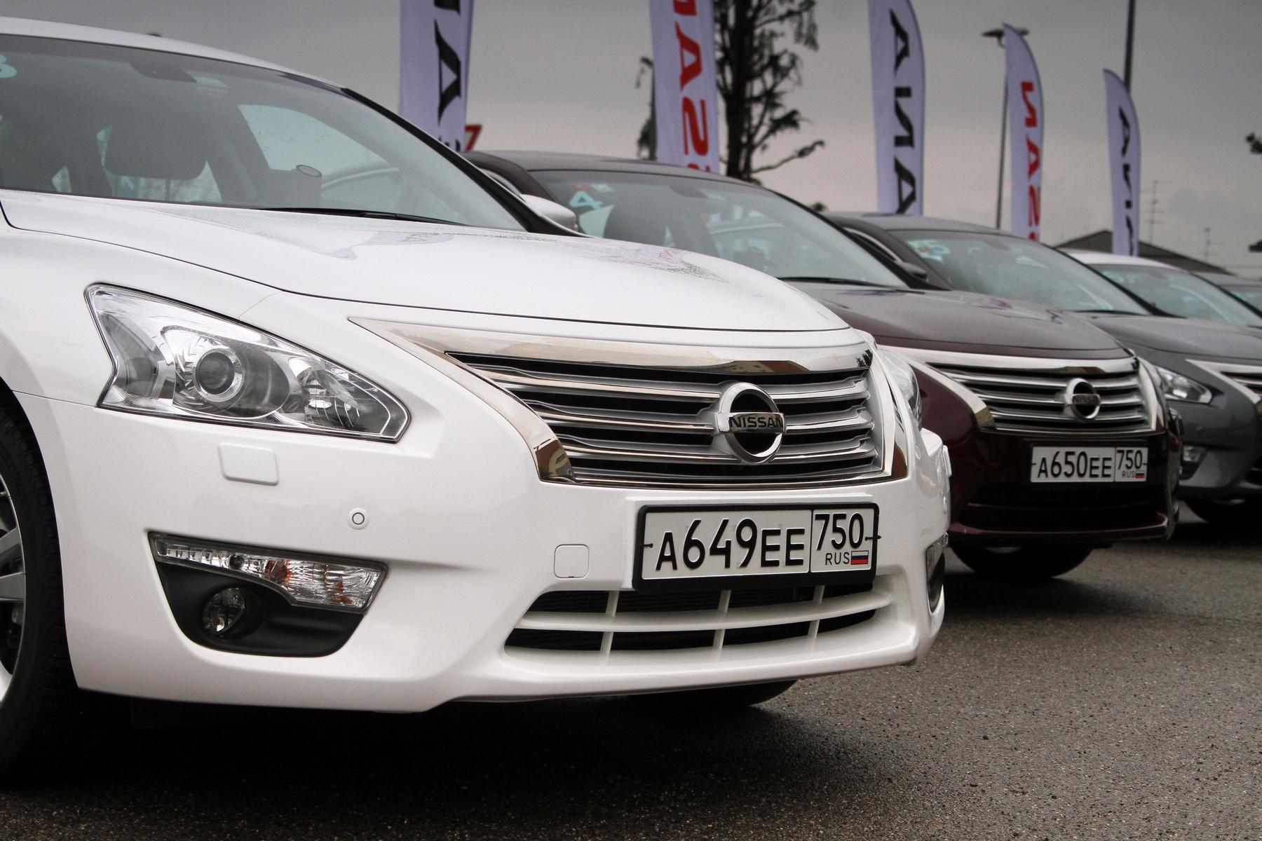 Эксклюзив на 66.ru: первый тест-драйв нового Nissan Teana
