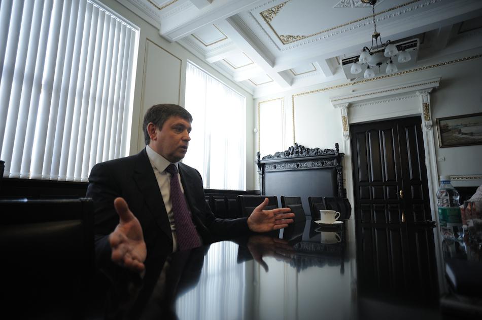 Виктор Кокшаров: «Кабинетом министров управлять было проще»