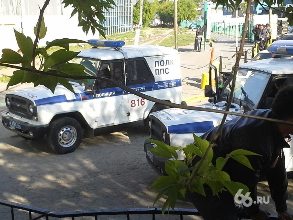 В Екатеринбурге будут судить экс-милиционеров, которые незаконно завладели квартирами