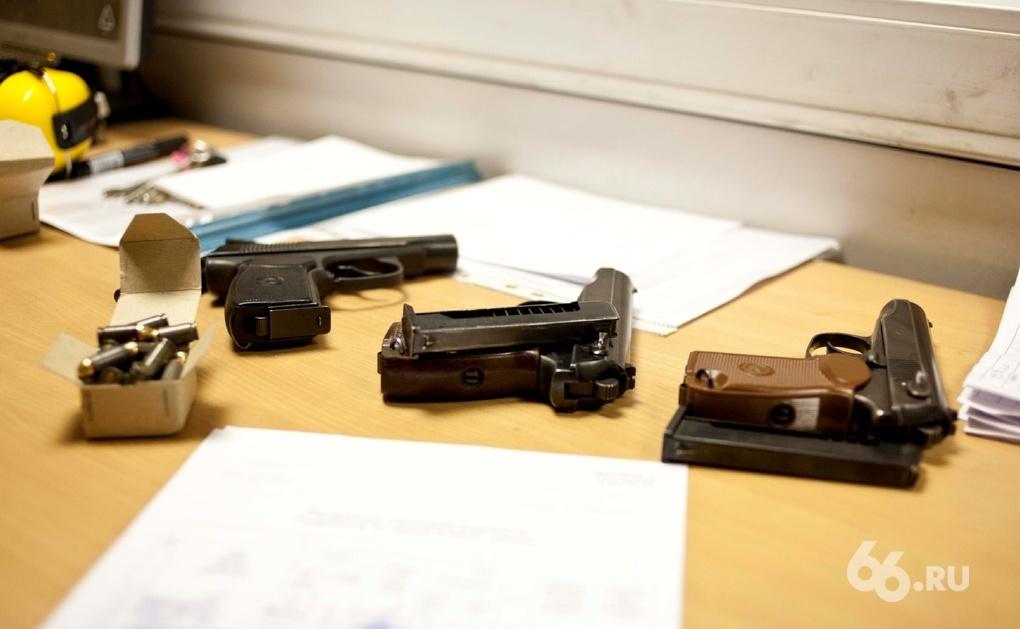 В Первоуральске подросток обстрелял окна соседей