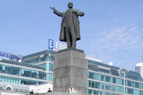 Мэрия никак не может найти реставраторов для памятника Ленину
