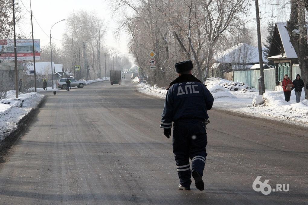 При аварии в Березовском погиб мотоциклист