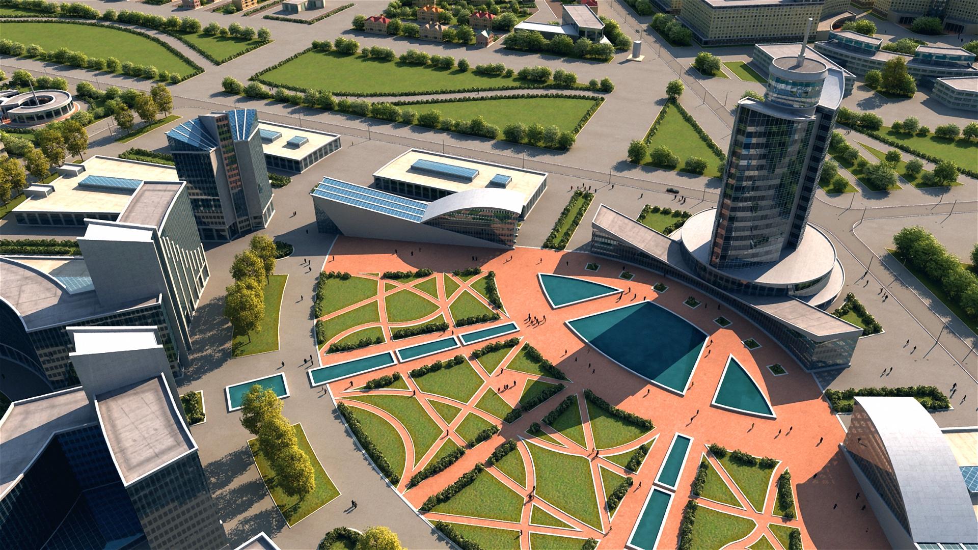 «Синара» начинает строительство «города в городе» рядом с Кольцово