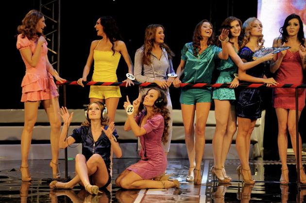 «Мисс Екатеринбург — 2012» собирает последние заявки