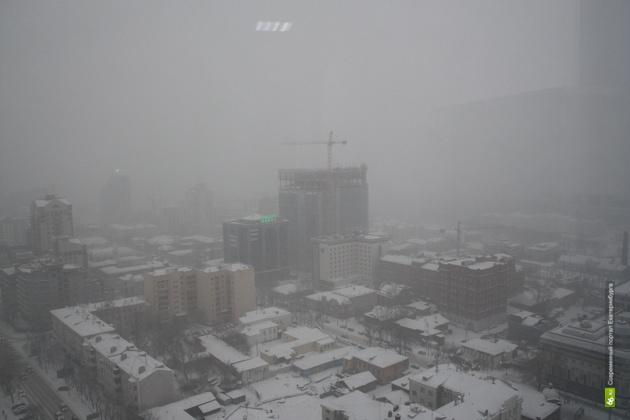В мэрии Екатеринбурга радуются снегопаду. Кроме Липовича