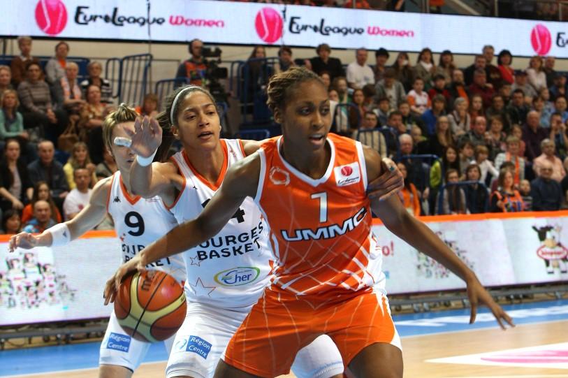 Екатеринбургский УГМК занял третье место в баскетбольной Евролиге