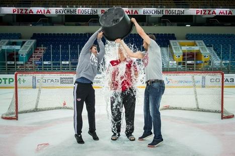Евгения Куйвашева вызвали облиться ледяной водой