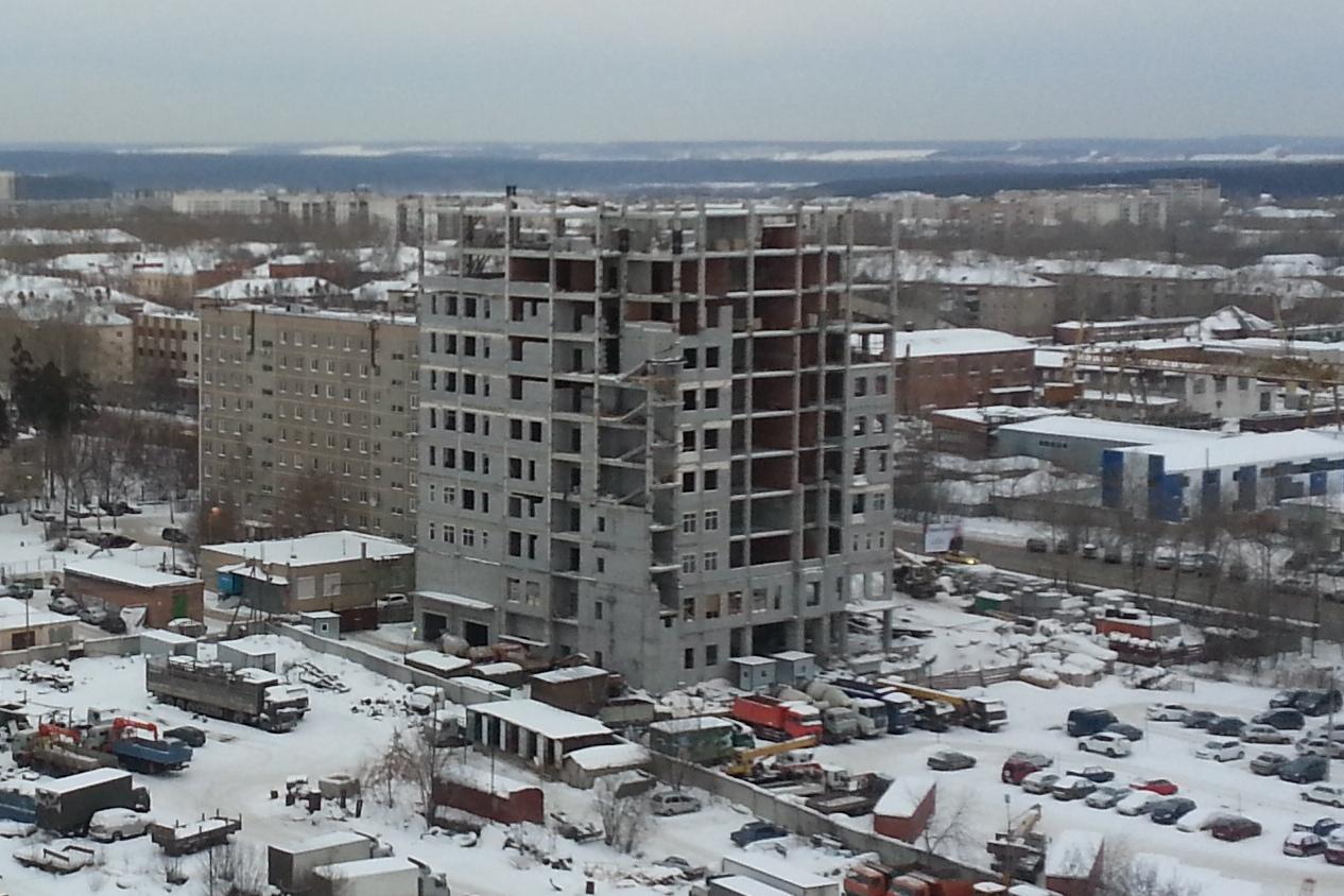 Для обманутых дольщиков построят 8 тысяч «квадратов» жилья