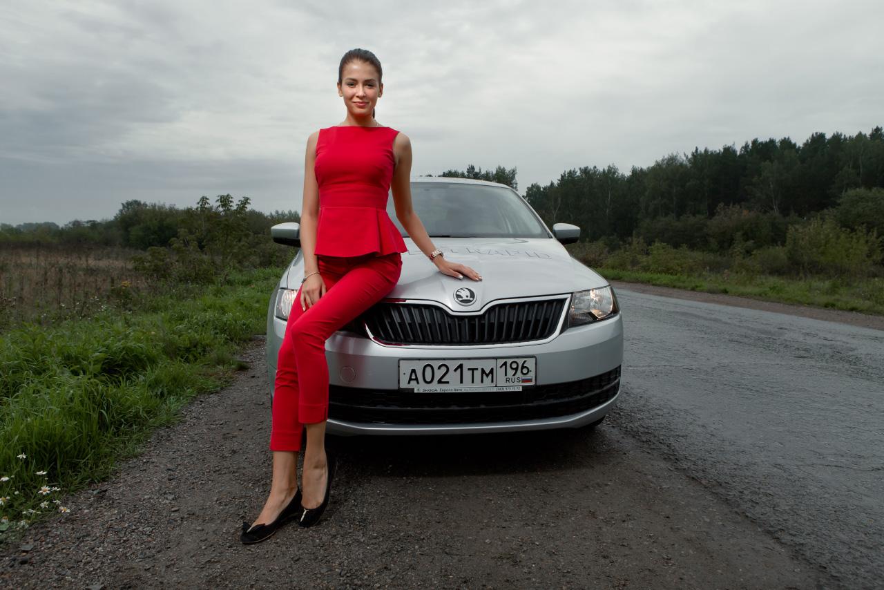 Автомобильные правила жизни мисс Екатеринбург — 2014: «Вождение для меня — новый этап»