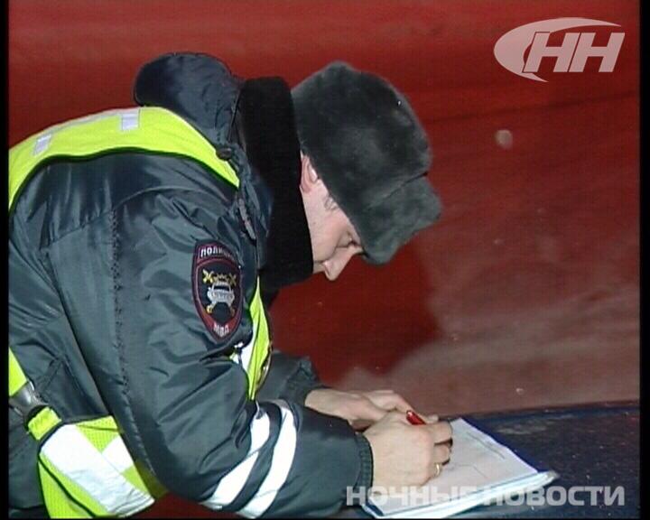 В Екатеринбурге полиция гонялась за 17-летним водителем без прав