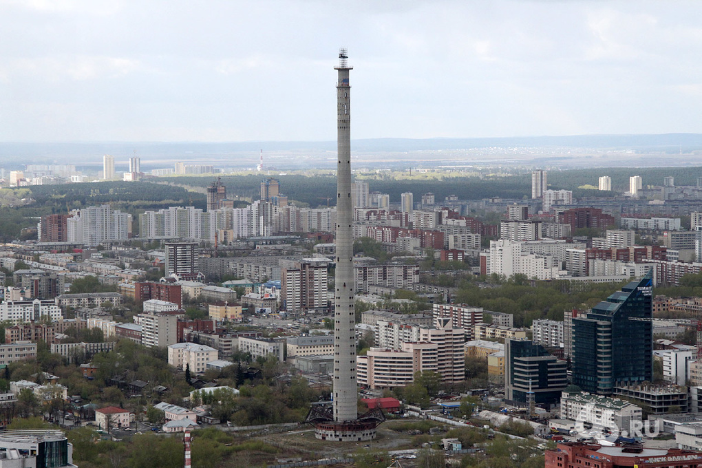 Алексей Орлов позвал корейцев строить в Екатеринбурге гостиницы и реконструировать телебашню