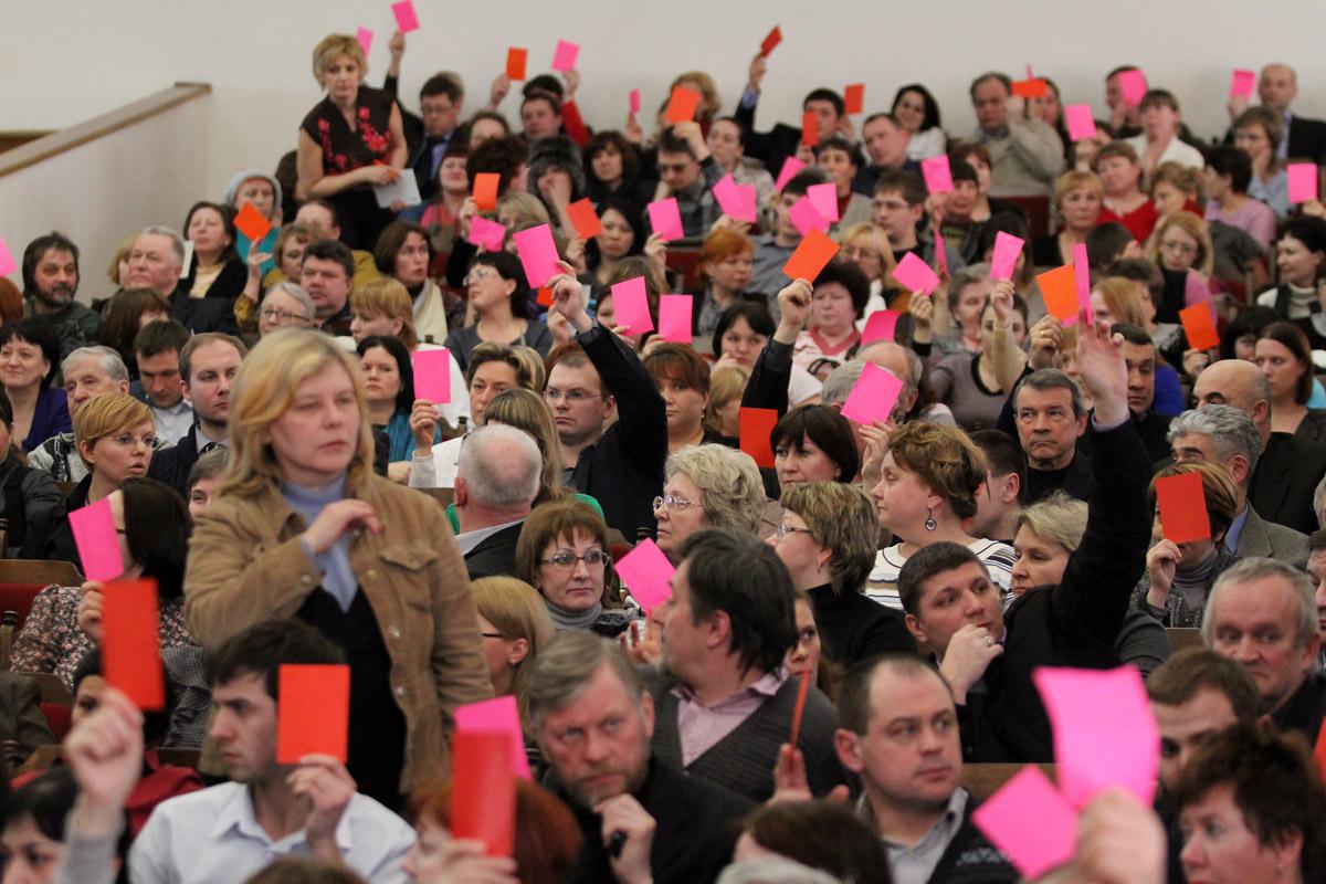 Горожан все-таки спросят, делить ли Екатеринбург на несколько муниципалитетов